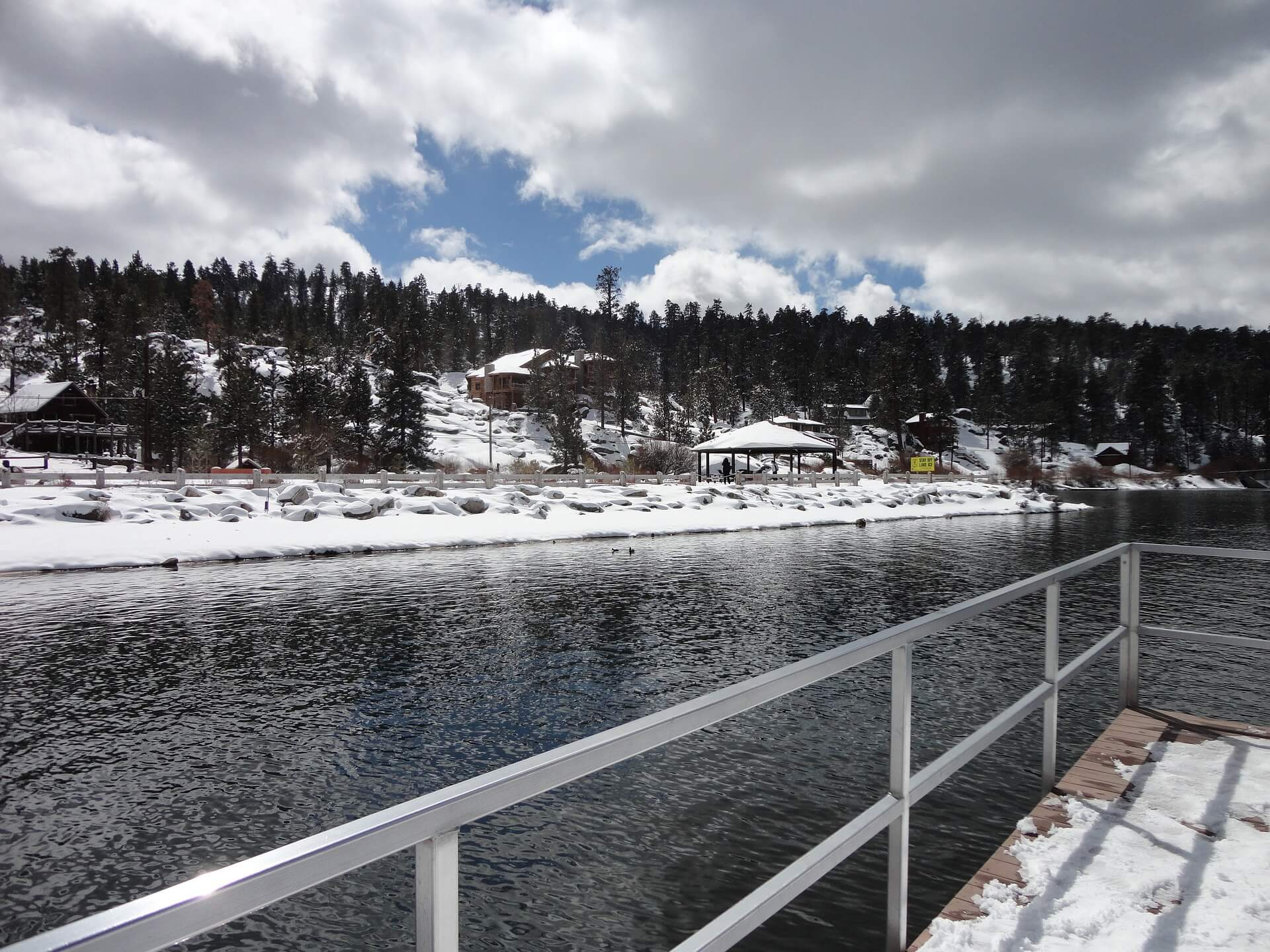 How to Spend a Weekend in Big Bear Lake, California