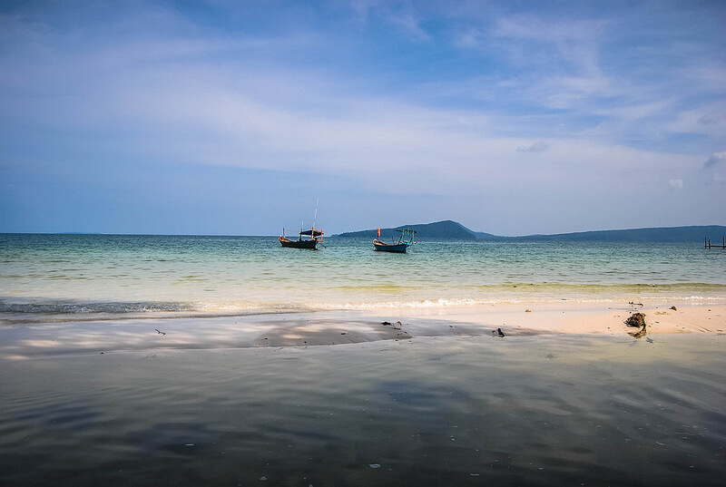 chillest places in asia