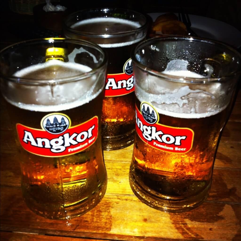 Angkor Beer Cambodia