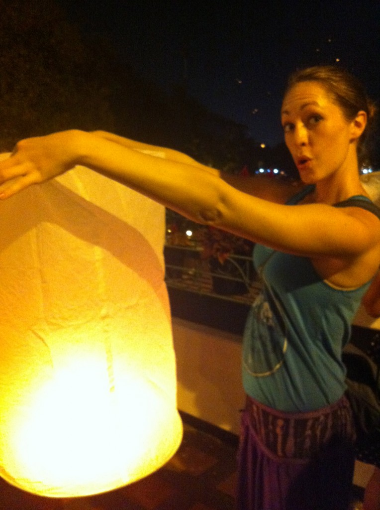 Loy Krathong Fail