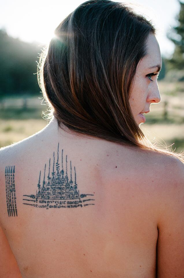 Sak Yant Tattoos: The Ultimate Travel Memento