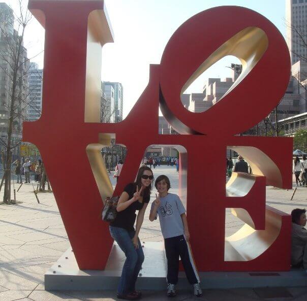 Kristin addis Taipei
