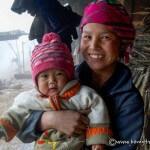 hmong woman in sapa vietnam
