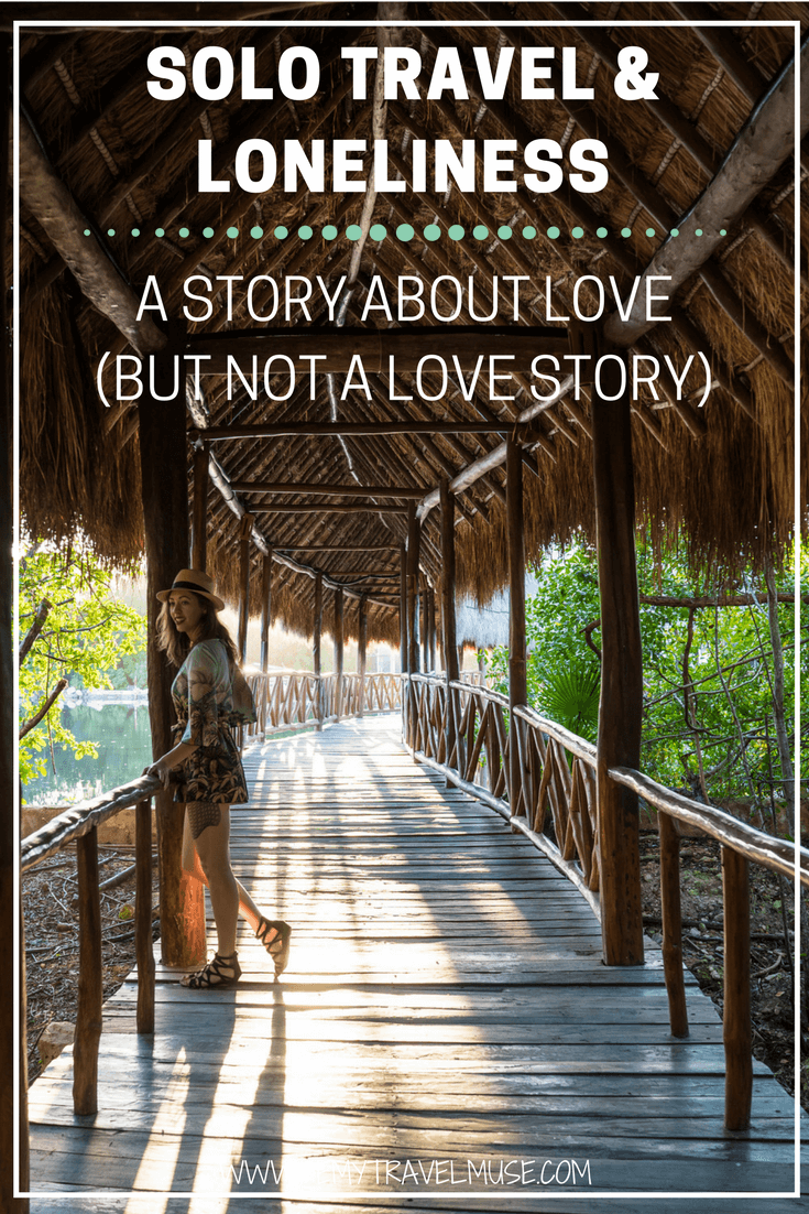 Here's a story about love (but not a love story) on the road. Is travel romance bound to have a sad ending? Be My Travel Muse