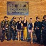 Stuck in Thailand During the Coup D'etat