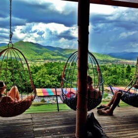 Hanging out in Pai