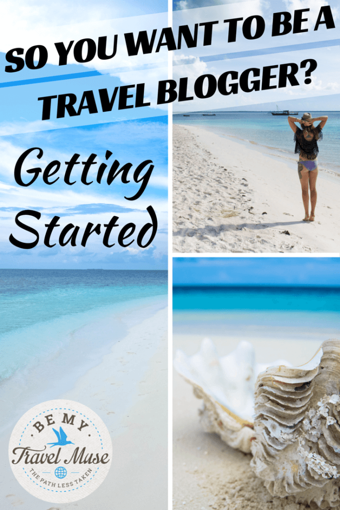 The first steps on how to start a travel blog - advice from a blogger with tens of thousands of readers each month. Read more at https://www.bemytravelmuse.com/how-to-start-a-travel-blog/