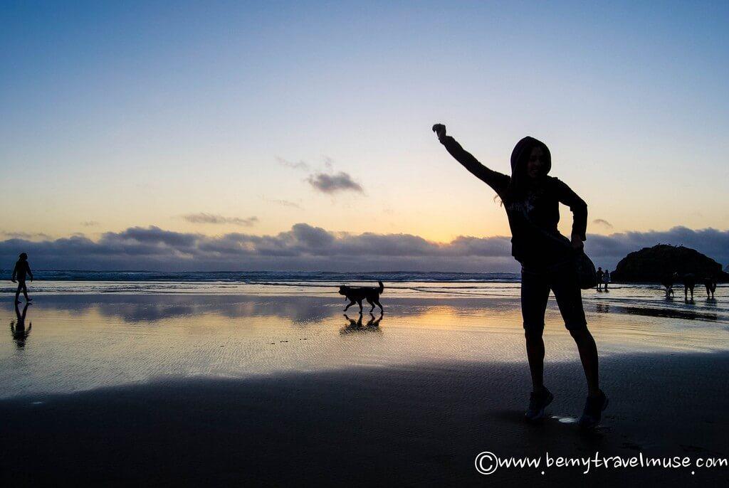 moonstone beach, california