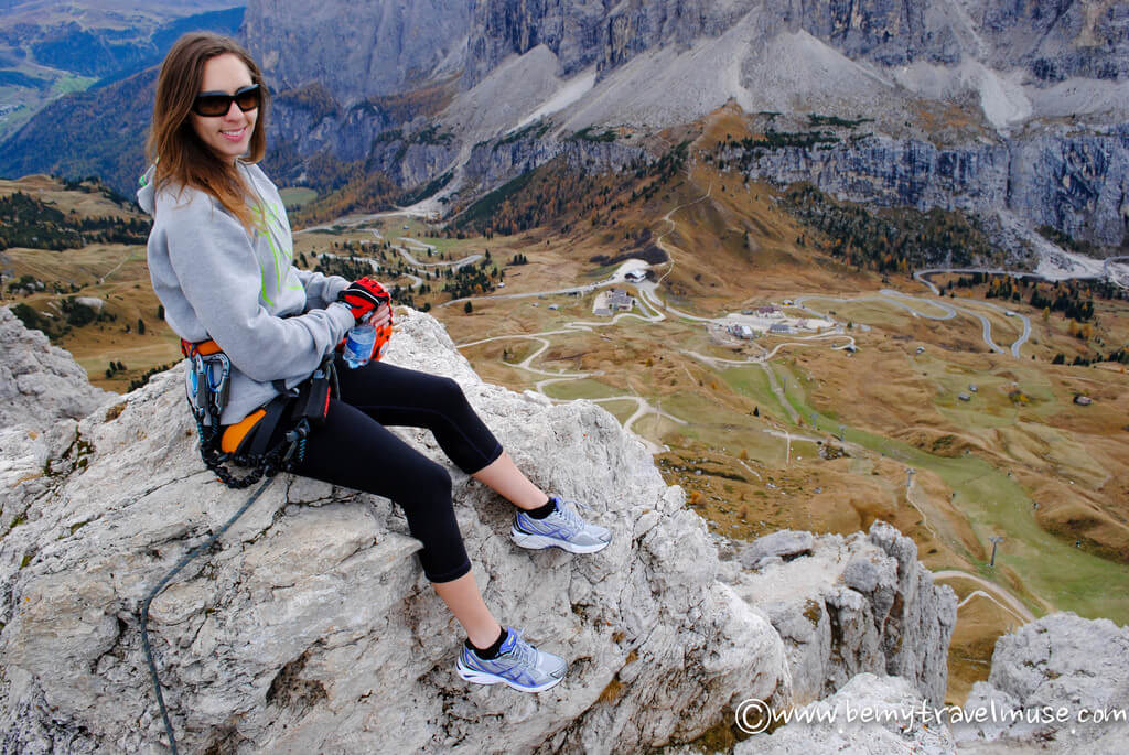 Discovering Via Ferrata In South Tyrol Italy