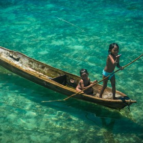 bajau tribe by kirsty holcamp