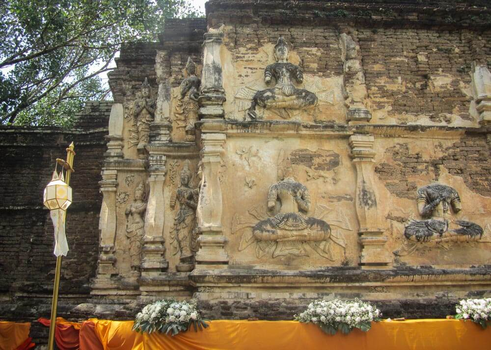 Wat Jed Yod top temples in chiang mai