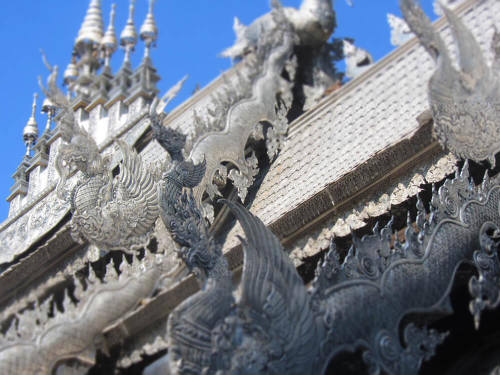Wat Sri Suphan top temples in chiang mai