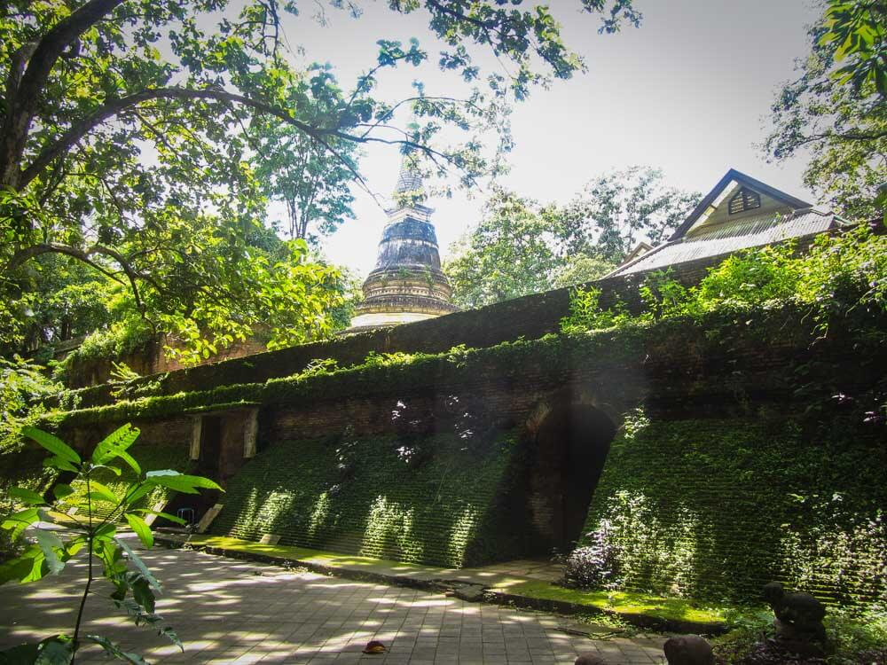 Wat Umong top temples in chiang mai