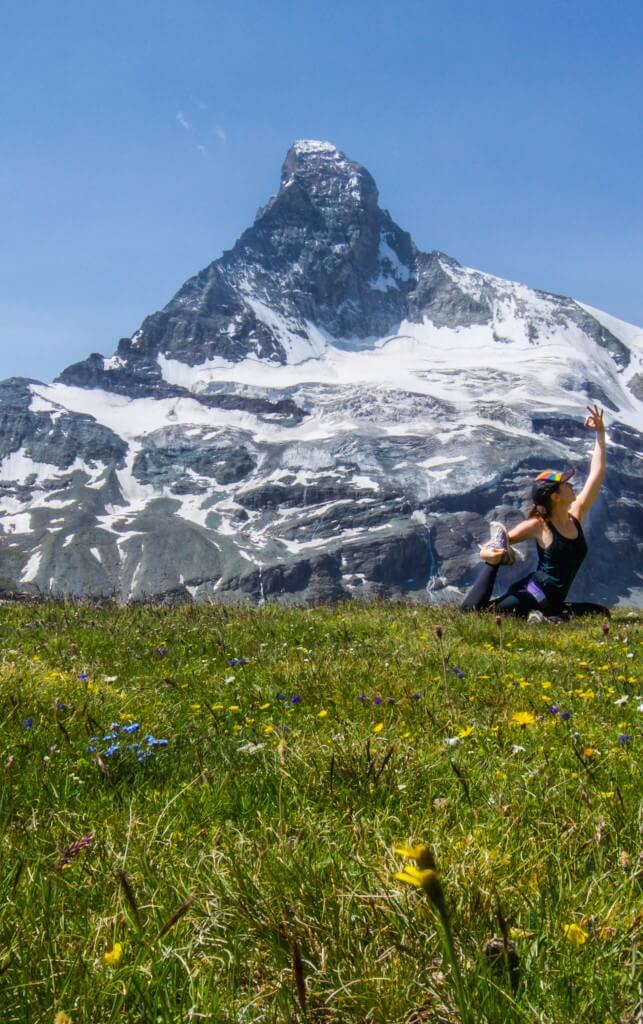 where to hike in Zermatt Switzerland