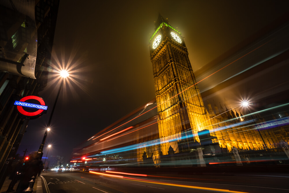 london long exposure