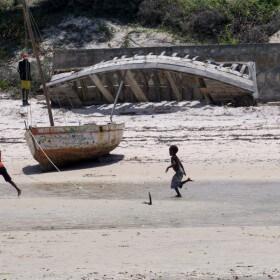 vilanculous, Mozambique