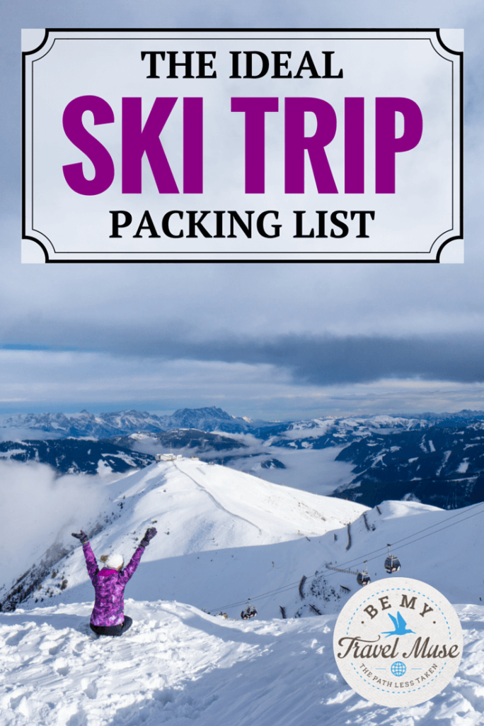 The Ideal Ski Trip Packing List
