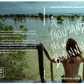 My Memoir, A Thousand New Beginnings, is Here!