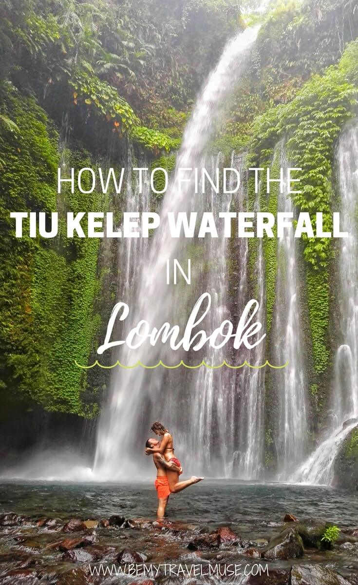 A guide to finding the Tiu Kelep Waterfall in Lombok, Indonesia, Senaru's best kept secret   Off the beaten path Southeast Asia   Adventure   Be My Travel Muse