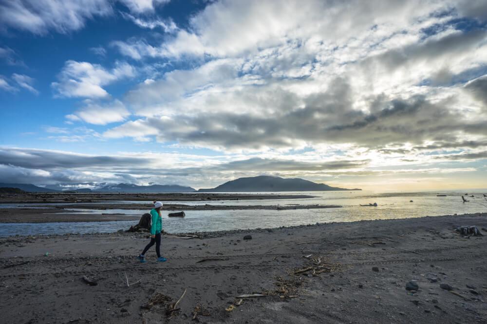 patagonia hitchhiking