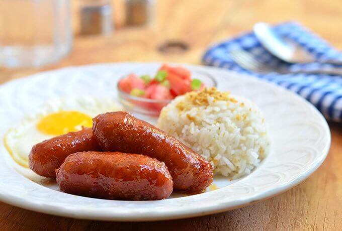 pinoy menu
