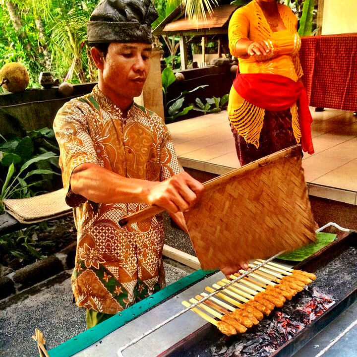 what to eat in bali