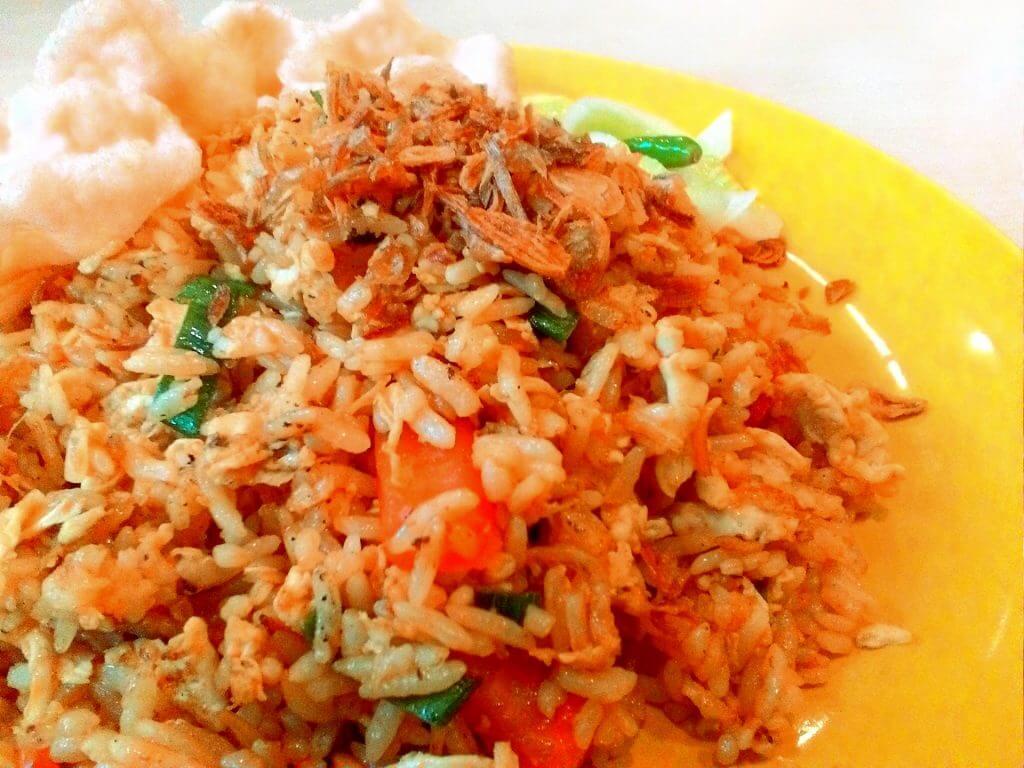 Indonesian Food Guide Nasi Goreng