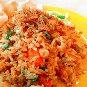 Indonesian Food Guide Nasi Goreng