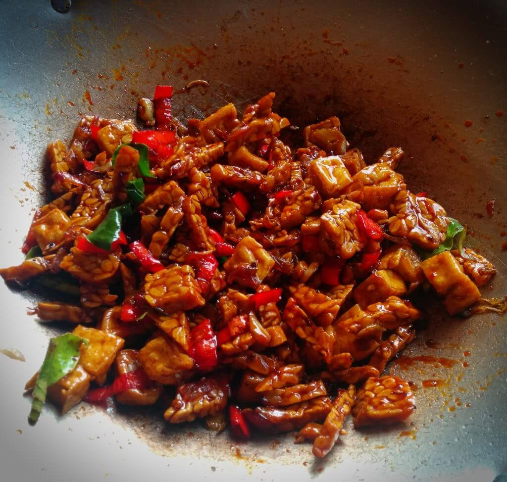 Indonesian Food Guide Tempeh Goreng