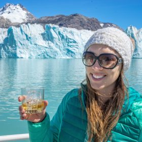 In Two Places at Once: Walking from Villa O'Higgins, Chile to El Chaltén, Argentina