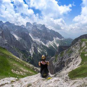 A Camper Van Adventure in South Tyrol, Italy
