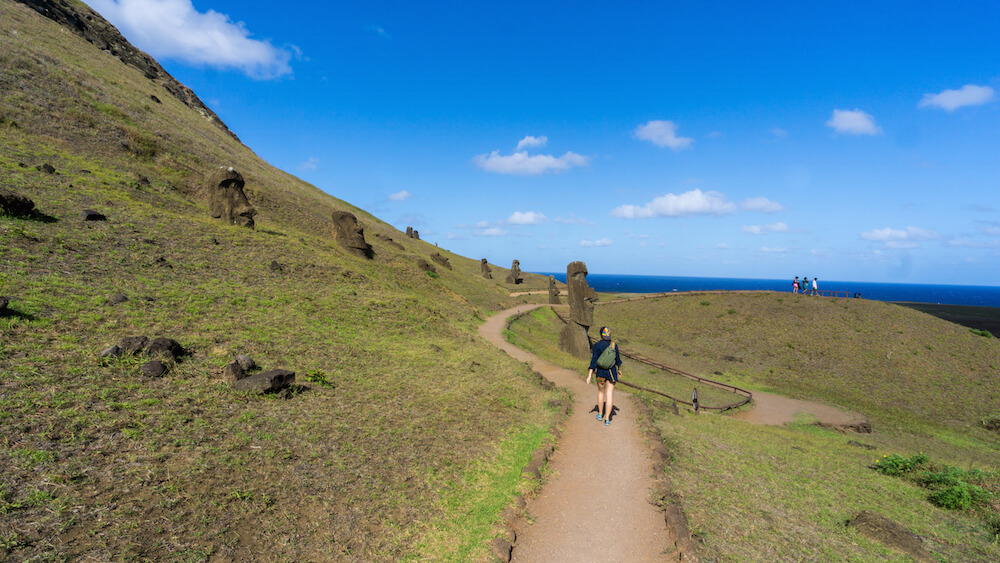 how to travel easter island
