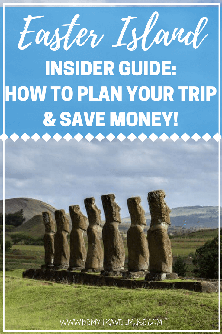 Everything you need to know about how to travel to Easter Island, how to save money, and how to avoid the crowds by going independently!
