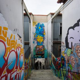 Valparaíso, Chile: The Most Artistic City in the World?