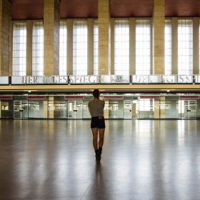 Inside Berlin's Tempelhof Airport