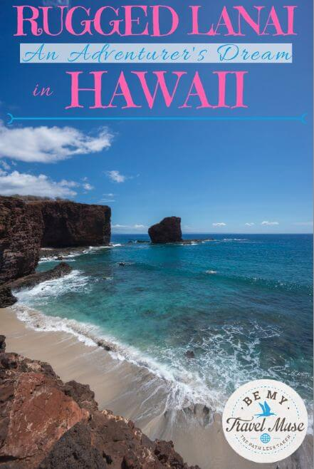 Here's how to really enjoy your trip to Lanai in Hawaii, full of adventurous activities even for those who want a different kind of Hawaiian holiday. Read more at https://www.bemytravelmuse.com/lanai-hawaii-activities/