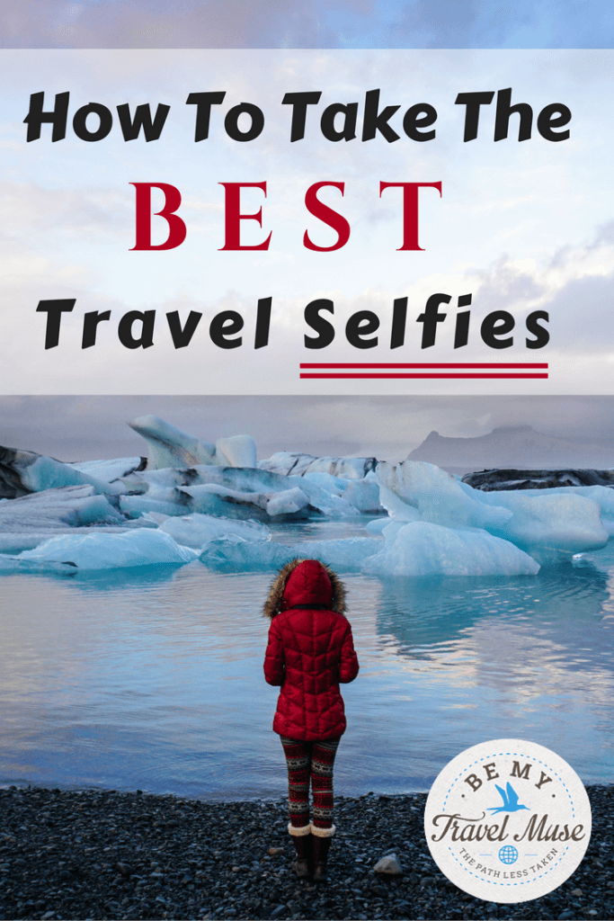 15 quick and easy tips on how to take travel selfies that look natural, fun, and beautiful. All you need are a few tools and methods and it's simple! Read more at https://www.bemytravelmuse.com/how-to-take-best-travel-selfies/