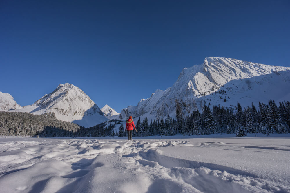 things to do in banff in the winter