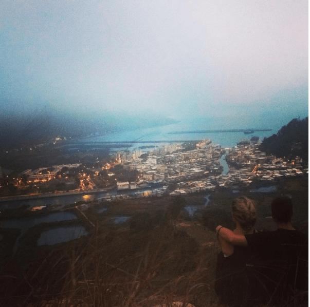 where to hike in hong kong
