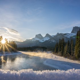 Just 25 Gorgeous Photos of Alberta in the Winter