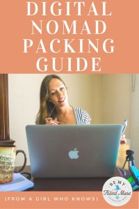 What should a digital nomad's packing list look like? Which products are helpful for remote businesses? After four years of experience, these are my picks.