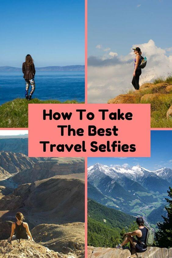How To Take Beautiful Travel Photos Of Yourself