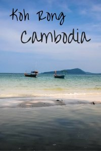 Beautiful photos capturing the pristine islands of Koh Rong and Rabbit Island in Cambodia