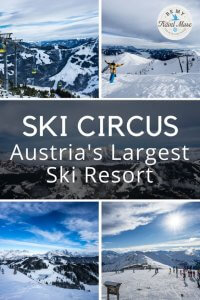 Where should you ski when you visit Austria? Take a look at Skicircus - Saalbach, Leogang, and Fieberbrunn - Austria's largest and most laid back ski resort