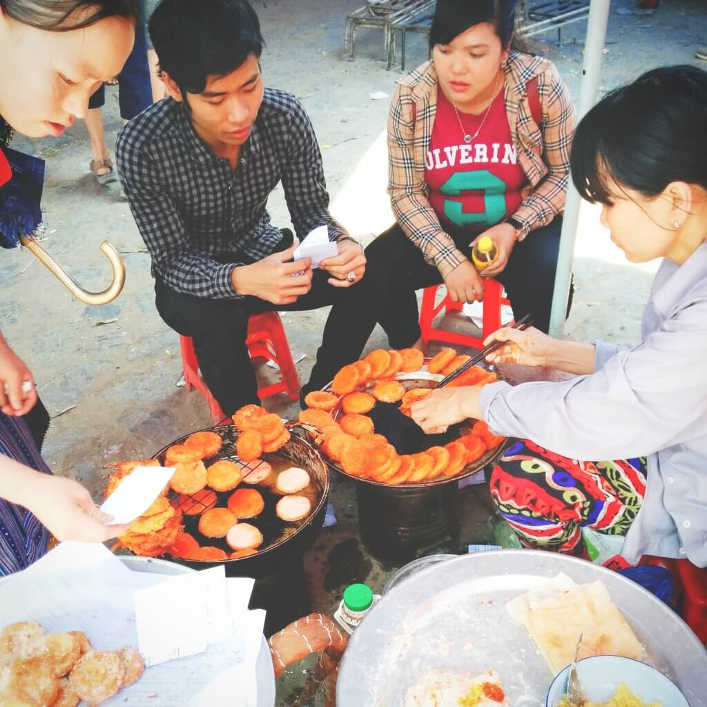 Local Eats in Vietnam