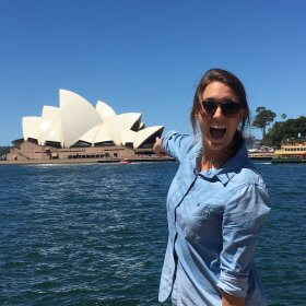 Solo Female Travel Stories: Courtney the Traveling Stylist