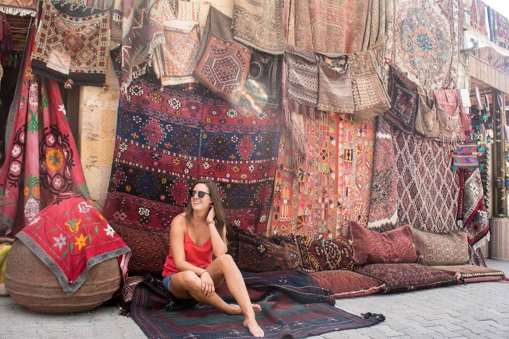 stories about solo female travelers