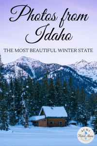 From skiing downhill, cross country, snow-shoeing, snowmobiling, and relaxing in a occurring hot spring, these are some amazing reasons to visit Idaho.