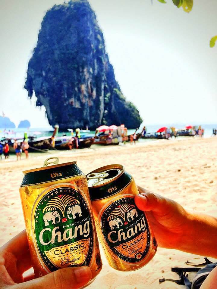 Chang Beer Thailand Food Guide