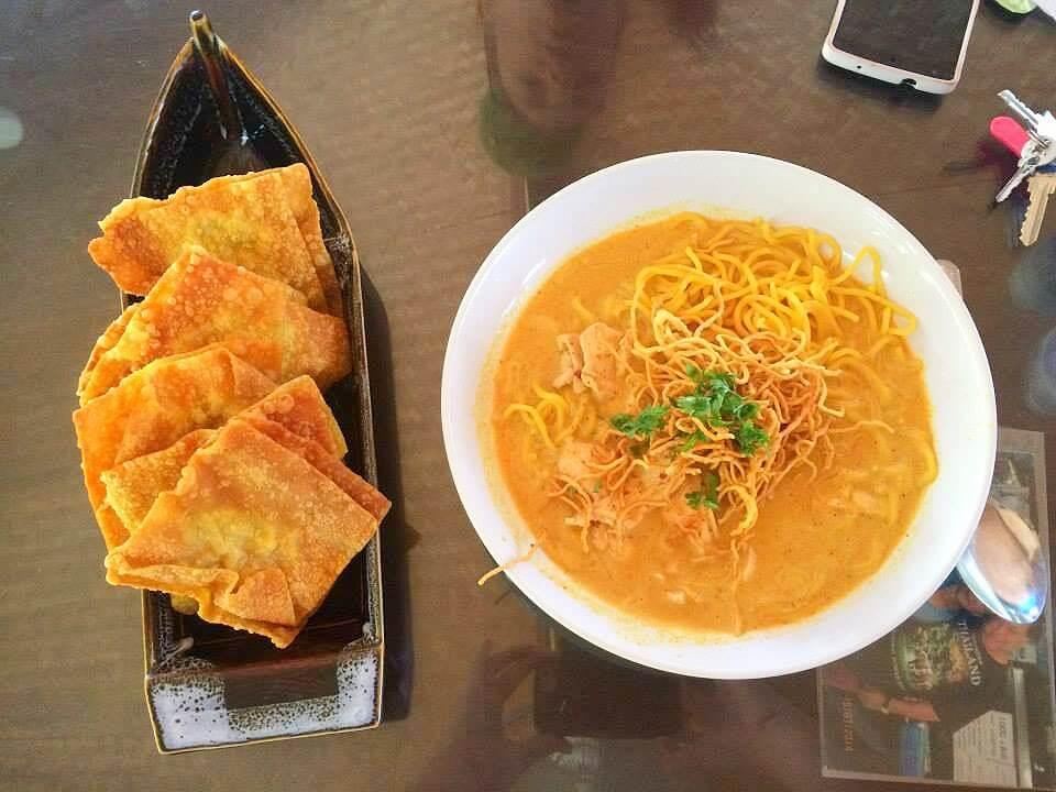 Khao Soi Thai Thailand Food Guide